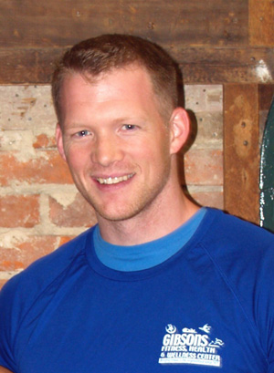 scott - personal trainer at gibson's gym