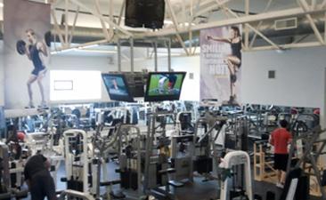 gym in washington, nj